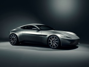 The Name's Spectre… Aston Martin Spectre